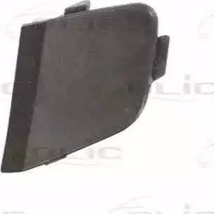 BLIC 5513002536920P - Bumper Cover, towing device detali.lv