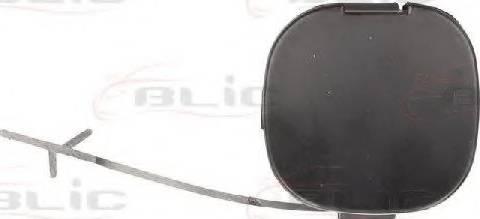 BLIC 5513002013966Q - Bumper Cover, towing device detali.lv