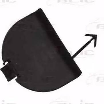 BLIC 5513002023916P - Bumper Cover, towing device detali.lv