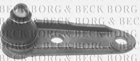 Borg & Beck BBJ5362 - Ball Joint detali.lv