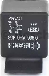 BOSCH 0986AH0453 - Multifunctional Relay detali.lv