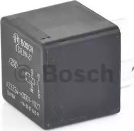 BOSCH 0332019457 - Relay, cooling fan detali.lv