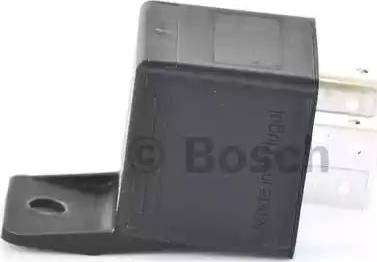 BOSCH 0332019150 - Relay, cooling fan detali.lv