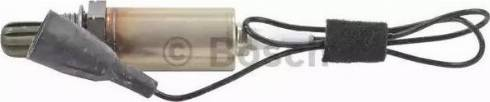 BOSCH 0258001051 - Lambda Sensor detali.lv