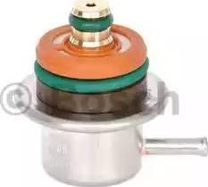 BOSCH 0280160575 - Control Valve, fuel pressure detali.lv