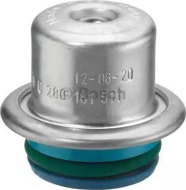 BOSCH 0280161511 - Control Valve, fuel pressure detali.lv
