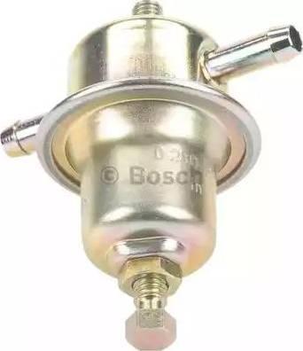 BOSCH 0280161006 - Pulsation Damper, fuel supply system detali.lv