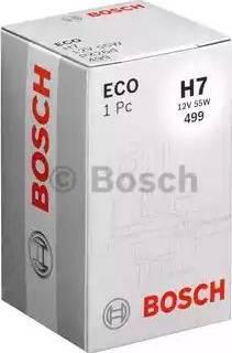 BOSCH 1987302804 - Bulb, fog light detali.lv