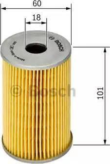 BOSCH 1457429820 - Hydraulic Filter, steering system detali.lv
