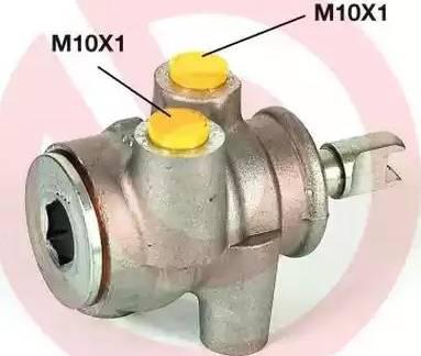 Brembo R23005 - Brake Power Regulator detali.lv