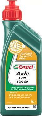 Castrol 154CAB - Axle Gear Oil detali.lv