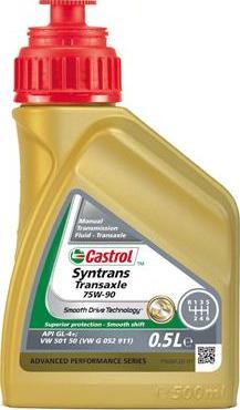 Castrol 1557B7 - Manual Transmission Oil detali.lv