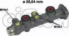 Cifam 202066 - Brake Master Cylinder detali.lv