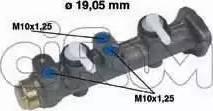 Cifam 202021 - Brake Master Cylinder detali.lv