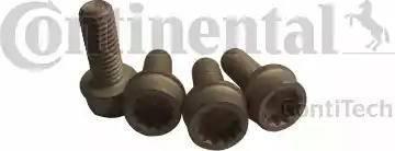 Contitech MS18 - Bolt Set, crankshaft pulley detali.lv