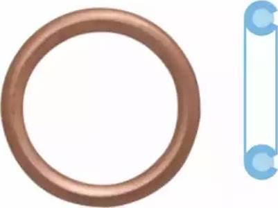 Corteco 402116H - Seal, oil drain plug detali.lv
