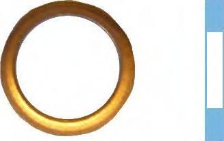 Corteco 005542H - Seal, oil drain plug detali.lv