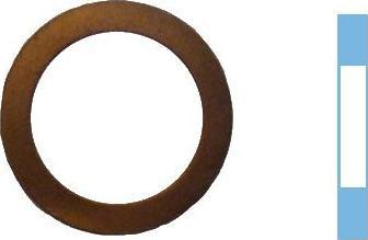 Corteco 005519H - Seal, oil drain plug detali.lv