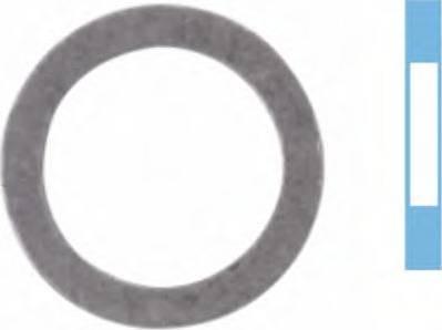 Corteco 005700H - Seal, oil drain plug detali.lv