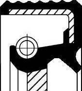 Corteco 01036914B - Shaft Seal, transfer case detali.lv