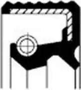 Corteco 01015940B - Shaft Seal, auxiliary drive detali.lv