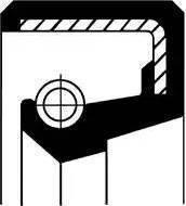 Corteco 12010879B - Shaft Seal, manual transmission detali.lv