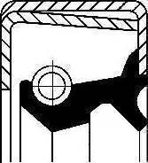 Corteco 12019239B - Shaft Seal, auxiliary drive detali.lv