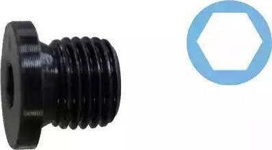 Corteco 402129H - Seal, oil drain plug detali.lv