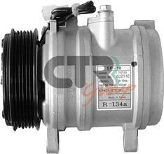 CTR 1201098 - Compressor, air conditioning detali.lv