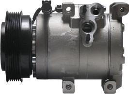 CTR 1201043 - Compressor, air conditioning detali.lv
