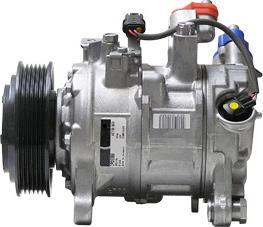 CTR 1201081 - Compressor, air conditioning detali.lv