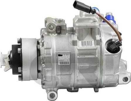 CTR 1201074 - Compressor, air conditioning detali.lv