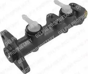 Delphi LM70002 - Brake Master Cylinder detali.lv