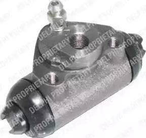 Delphi LW70011 - Wheel Brake Cylinder detali.lv