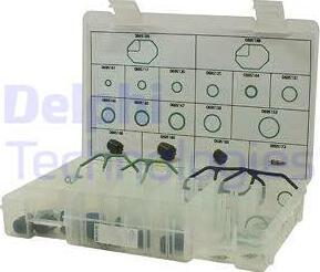 Delphi TSP0695003 - Repair Kit, air conditioning detali.lv