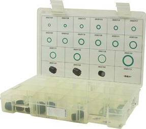 Delphi TSP0695012 - Repair Kit, air conditioning detali.lv