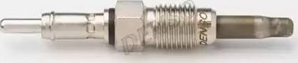 Denso DG628 - Glow Plug, auxiliary heater detali.lv