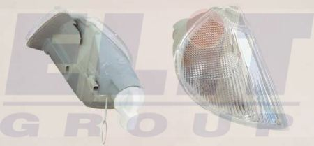 Depo 5511512RAE - Fan, radiator detali.lv