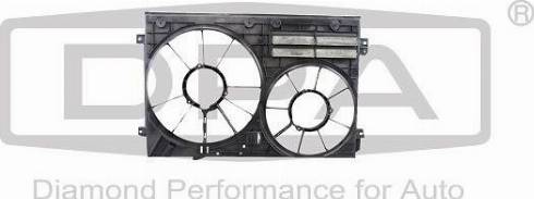 DPA 11210808502 - Fan, radiator detali.lv
