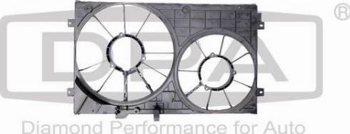 DPA 11210797602 - Fan, radiator detali.lv