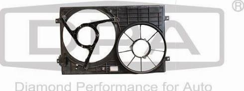 DPA 81210127202 - Fan, radiator detali.lv