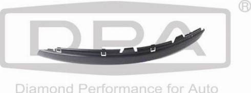 DPA 88530066602 - Trim/Protective Strip, bumper detali.lv