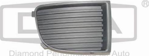DPA 88070061702 - Ventilation Grille, bumper detali.lv