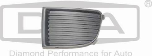 DPA 88070062002 - Ventilation Grille, bumper detali.lv