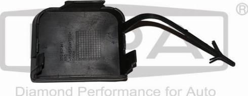 DPA 88070873102 - Bumper Cover, towing device detali.lv