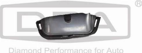 DPA 88070872402 - Bumper Mounting Bracket, towing device detali.lv