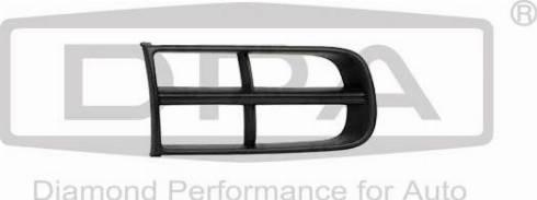 DPA 88070776002 - Ventilation Grille, bumper detali.lv