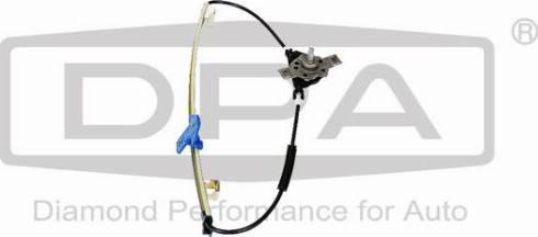 DPA 88390090602 - Window Regulator detali.lv