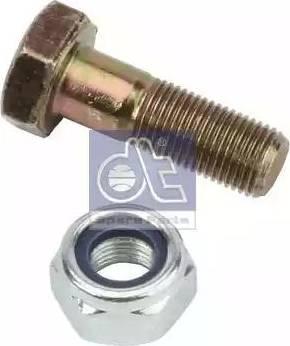 DT Spare Parts 440074 - Bolt, propshaft flange detali.lv