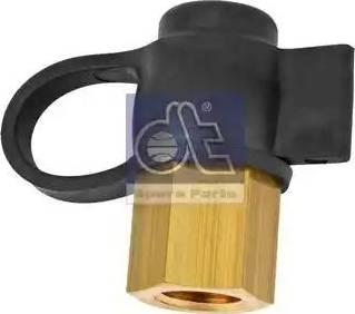 DT Spare Parts 430030 - Test Connection, pressure reduction valve detali.lv